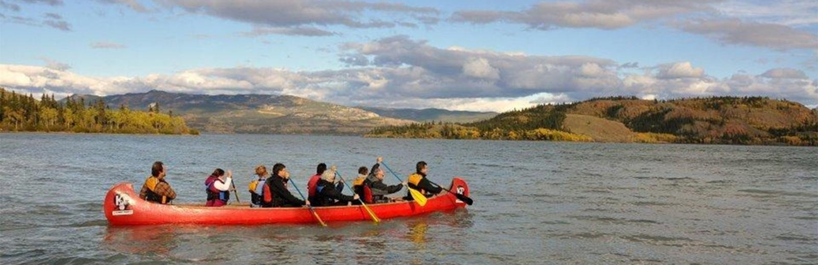 Yukon River Guided Day Trips